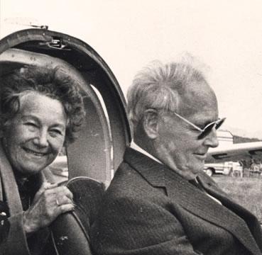 Dagny and Per Hysing-Dahl