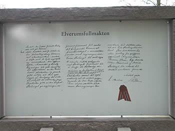 Elverum Mandate